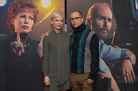 """NEW YORK - APRIL 7: (L-R) Michelle Williams and Sam Rockwell attend the screening of FX's """"Fosse Verdon"""" presented by FX Networks, Fox 21 Television Studios, and FX Productions at the Museum of Modern Art on April 7, 2019 in New York City. (Photo by Anthony Behar/FX/PictureGroup)"""