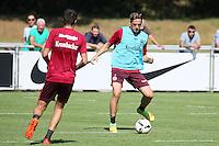06.09.2016: Eintracht Frankfurt Training