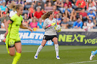 Chicago, IL - Sunday Sept. 04, 2016: Alyssa Naeher during a regular season National Women's Soccer League (NWSL) match between the Chicago Red Stars and Seattle Reign FC at Toyota Park.