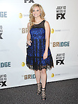 Fiona Gubelmann at The red carpet event for The FX Series The Bridge held at The DGA in West Hollywood, California on July 22,2021                                                                   Copyright 2013 Hollywood Press Agency