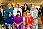 Speakers at the Woman's Academy in Siamsa Tire on Monday were front l- r Paula O'Sullivan, Caroline McEnery,  Carol Brick Back l-r Dearbhail McDonald, Elerina Conneely, Michelle Spillane, Colette Twomey