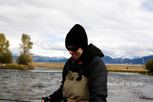 Float trip on the Madison River, October 2011