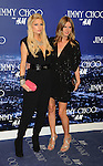 WEST HOLLYWOOD, CA. - November 02: Paris Hilton and Nicky Hilton arrive at Jimmy Choo For H&M at a private residence on November 2, 2009 in West Hollywood, California.. .