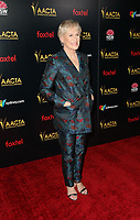 4 January 2019 - West Hollywood, California - Glenn Close. the 8th AACTA International Awards held at Skybar at Mondrian. Photo Credit: Faye Sadou/AdMedia