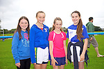 Pictured at the Tralee Rugby Club fun day on Saturday were Emma Greaney, Maeve Moloney, Molly O'Keeffe, Sorcha Ringland
