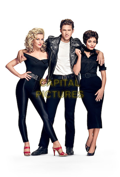 Grease Live! (2016)<br /> Julianne Hough, Aaron Tveit, Vanessa Hudgens     <br /> *Filmstill - Editorial Use Only*<br /> CAP/KFS<br /> Image supplied by Capital Pictures