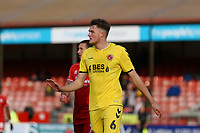 Harry Souttar of Fleetwood Town during Crawley Town vs Fleetwood Town, Emirates FA Cup Football at Broadfield Stadium on 1st December 2019