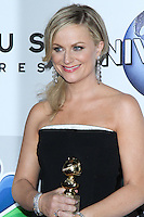 BEVERLY HILLS, CA - JANUARY 12: Amy Poehler at the NBC Universal 71st Annual Golden Globe Awards After Party held at The Beverly Hilton Hotel on January 12, 2014 in Beverly Hills, California. (Photo by David Acosta/Celebrity Monitor)
