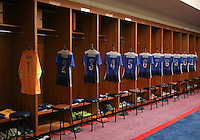 Nashville, Tenn. - Friday, July 3, 2015: The US Men's National team play Guatemala in an international friendly match at Nissan stadium.