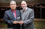 Volunteer of the year -Cervando Castro
