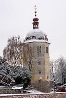 Glockenturm auf dem Schlossberg, Graz, Steiermark, &Ouml;sterreich<br /> Belltower on castle hill, Graz, Styria, Austria