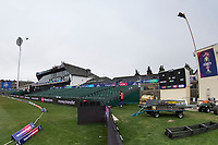 A general view of the Bristol County Ground during South Africa vs West Indies, ICC World Cup Warm-Up Match Cricket at the Bristol County Ground on 26th May 2019