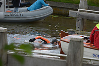 ZWEMMEN: FRYSLÂN: 20-19-08-2018, Elfstedenzwemtocht, Maarten van der Weijden, Birdaard, ©foto Martin de Jong