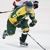 Christine Lambert (Clarkson - 22) - The Northeastern University Huskies defeated the visiting Clarkson University Golden Knights 5-2 on Thursday, January 5, 2012, at Matthews Arena in Boston, Massachusetts.