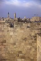 ISRAELE - Gerusalemme - <br /> muro del pianto