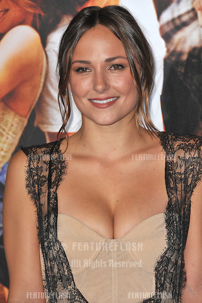 "Briana Evigan at the Los Angeles premiere of ""Footloose"" at the Regency Village Theatre, Westwood, CA..October 3, 2011  Los Angeles, CA.Picture: Paul Smith / Featureflash"