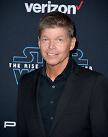 "LOS ANGELES, USA. December 17, 2019: Rob Liefeld at the world premiere of ""Star Wars: The Rise of Skywalker"" at the El Capitan Theatre.<br /> Picture: Paul Smith/Featureflash"