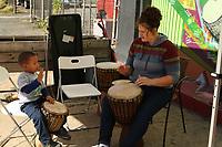 171021 Drumming