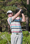 August 3, 2012: J.B. Holmes, from Campbellsville, KY, tees off on the 16th hole during the second round of the 2012 Reno-Tahoe Open Golf Tournament at Montreux Golf & Country Club in Reno, Nevada.