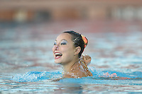 STANFORD, CA - FEBRUARY 7:  Kimiko Koko Urata of the Stanford Cardinal during Stanford's 88-78 win against the Incarnate Word Cardinals on February 7, 2009 at Avery Aquatic Center in Stanford, California.