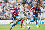 Marco Asensio of Real Madrid in action during the La Liga match between Real Madrid and Levante UD at the Estadio Santiago Bernabeu on 09 September 2017 in Madrid, Spain. Photo by Diego Gonzalez / Power Sport Images