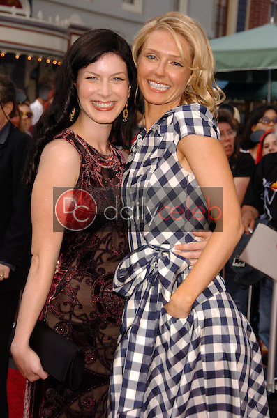 Lauren Maher and Vanessa Branch<br />
