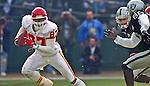 Oakland Raiders vs. Kansas City Chiefs at Oakland Alameda County Coliseum Saturday, December 26, 1998.  Chiefs beat Raiders  31-24.  Kansas City Chiefs wide receiver Tamarick Vanover (87).