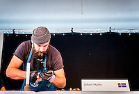 Oyster Shucking Championships