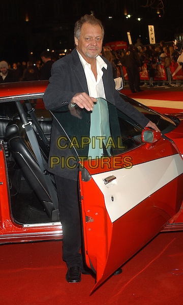 DAVID SOUL.Starsky & Hutch premiere in Odeon Leicester Square.11 March 2004.full length, full-length, car.www.capitalpictures.com.sales@capitalpictures.com.©Capital Pictures.
