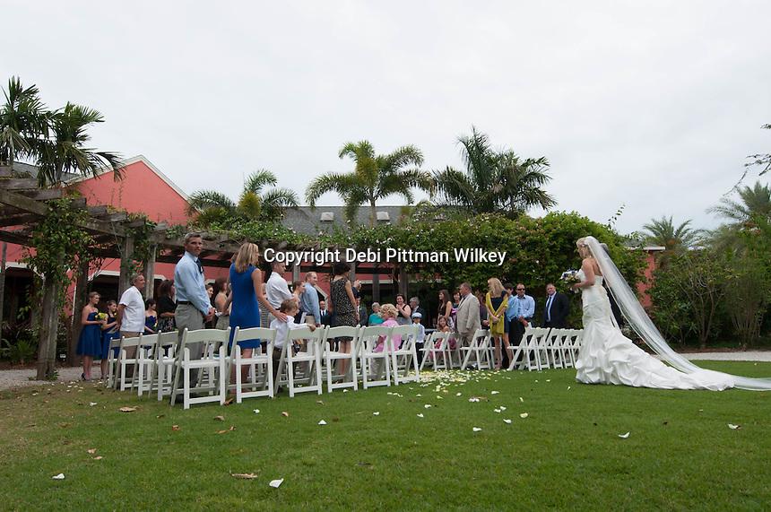 Wedding destination, Naples, Botanical Gardens, Naples, Florida, USA ...