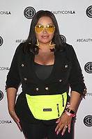 LOS ANGELES, CA - AUGUST 11: Mercedes Javid, at Beautycon Festival Los Angeles 2019 - Day 2 at Los Angeles Convention Center in Los Angeles, California on August 11, 2019. <br /> CAP/MPIFS<br /> ©MPIFS/Capital Pictures
