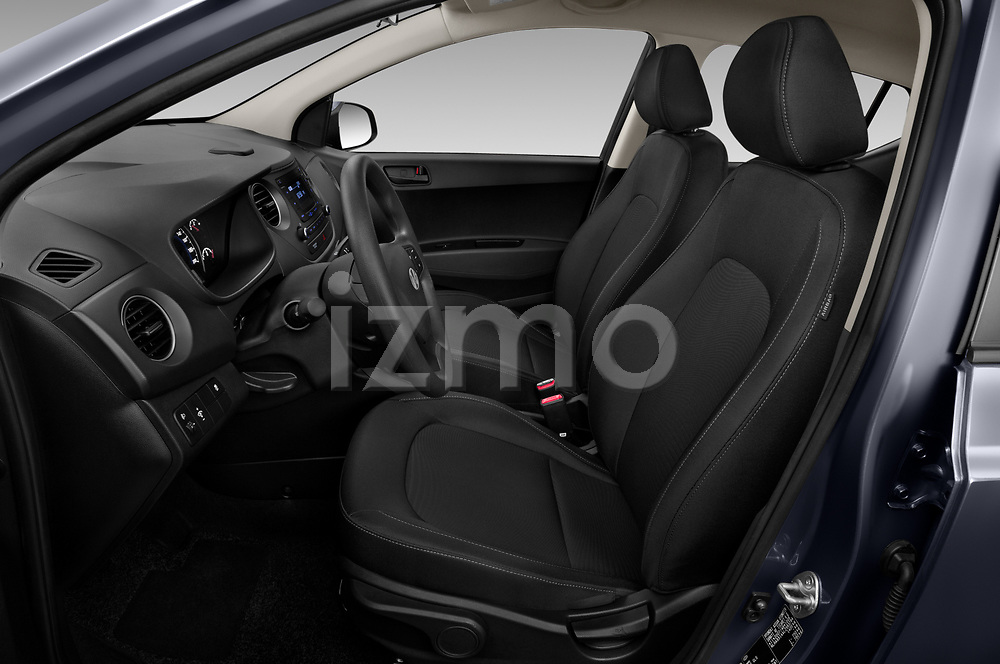 Front seat view of 2019 Hyundai i10 Twist 5 Door Hatchback Front Seat  car photos