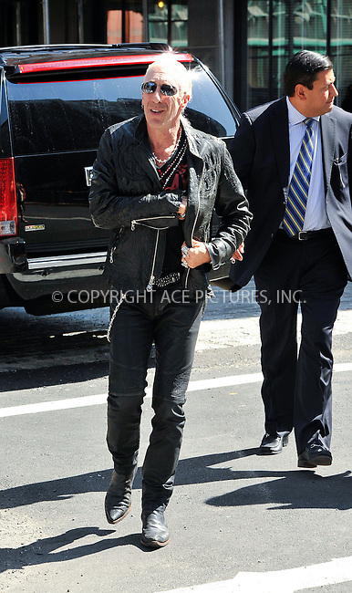 ACEPIXS.COM<br /> <br /> September 15 2014, New York City<br /> <br /> Heavy metal musician Dee Snider walks in Soho on September 15 2014 in New York City<br /> <br /> <br /> By Line: Curtis Means/ACE Pictures<br /> <br /> ACE Pictures, Inc.<br /> www.acepixs.com<br /> Email: info@acepixs.com<br /> Tel: 646 769 0430