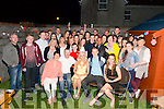 Jennifer Fitzgerald celebrated her 21st birthday in her home in Killarney surrounded by friends and family last Saturday night.
