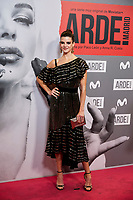 Clara Lago attends to ARDE Madrid premiere at Callao City Lights cinema in Madrid, Spain. November 07, 2018. (ALTERPHOTOS/A. Perez Meca) /NortePhoto.com