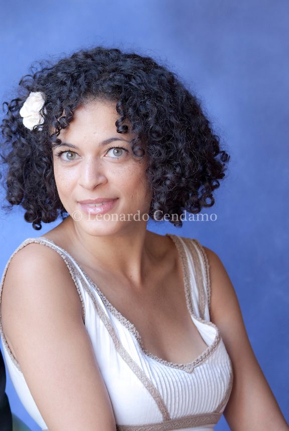 Sarah Kaminsky, writer © Leonardo Cendamo