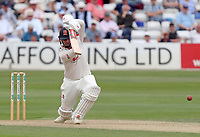 Simon Harmer of Essex in batting action during Essex CCC vs Warwickshire CCC, Specsavers County Championship Division 1 Cricket at The Cloudfm County Ground on 15th July 2019