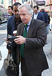 """Actor Daniel Breaker and actor Henry Winkler attends press event to introduce the cast and creators of the new Broadway play """"The Performers""""at the Hard Rock Cafe on Tuesday, Sept. 25, 2012 in New York."""