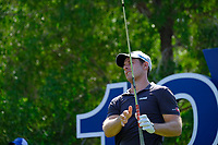 Andrea Pavan (ITA) during the 1st round of the DP World Tour Championship, Jumeirah Golf Estates, Dubai, United Arab Emirates. 15/11/2018<br /> Picture: Golffile | Fran Caffrey<br /> <br /> <br /> All photo usage must carry mandatory copyright credit (© Golffile | Fran Caffrey)