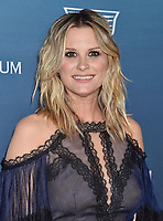 LOS ANGELES, CA - JANUARY 05: Bonnie Somerville attends Michael Muller's HEAVEN, presented by The Art of Elysium at a private venue on January 5, 2019 in Los Angeles, California.<br /> CAP/ROT/TM<br /> &copy;TM/ROT/Capital Pictures
