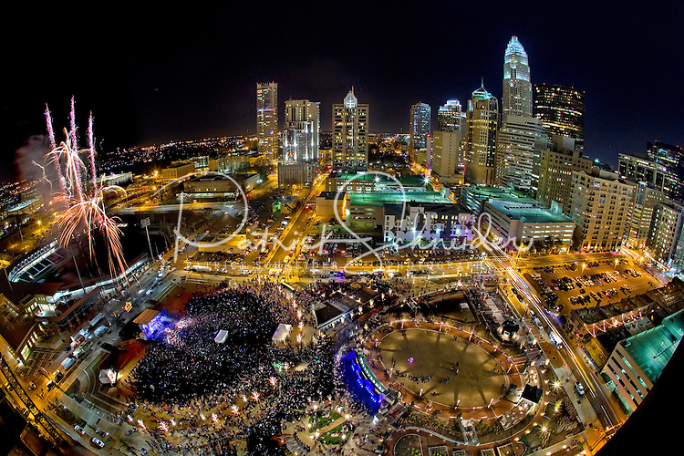 Charlotte New Years Eve 2014