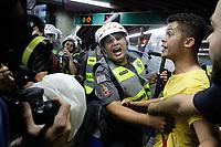 07.01.2020 - Protesto contra o aumento da Tarifa em SP