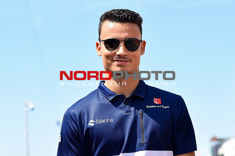 08.06.2017, Circuit Gilles Villeneuve, Montreal, FORMULA 1  GRAND PRIX CANADA, 09. - 11.06.2017 <br /> , im Bild<br />Pascal Wehrlein (GER#94), Sauber F1 Team<br /><br /> <br /> Foto &copy; nordphoto / Bratic