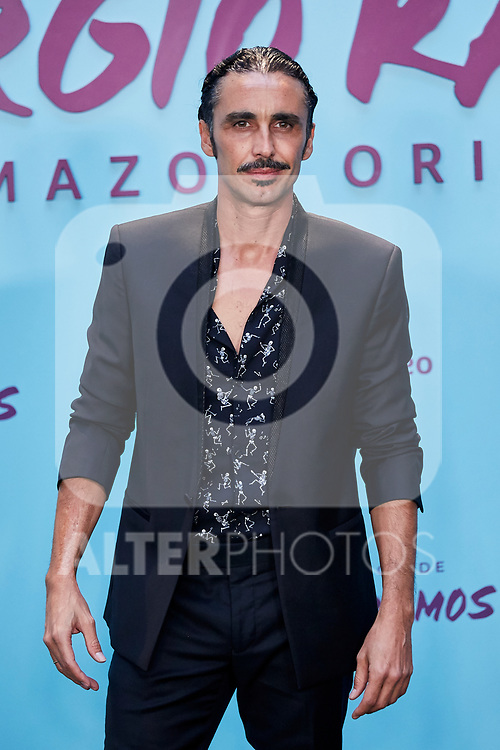 "Canco Rodriguez attends to ""El Corazon De Sergio Ramos"" premiere at Reina Sofia Museum in Madrid, Spain. September 10, 2019. (ALTERPHOTOS/A. Perez Meca)"