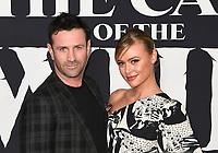 "13 February 2020 - Hollywood, California - Adam Fergus and Hayley Erin. ""The Call of the Wild"" Twentieth Century Studios World Premiere held at El Capitan Theater. Photo Credit: Dave Safley/AdMedia /MediaPunch"