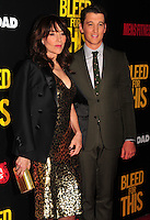 NEW YORK,NY November 014 : Katey Sagal, Miles Teller attends as Open Road with Men's Fitness host the premiere of 'Bleed For This' at AMC Lincoln Square Theater on November 14, 2016 in New York City..@John Palmer / Media Punch