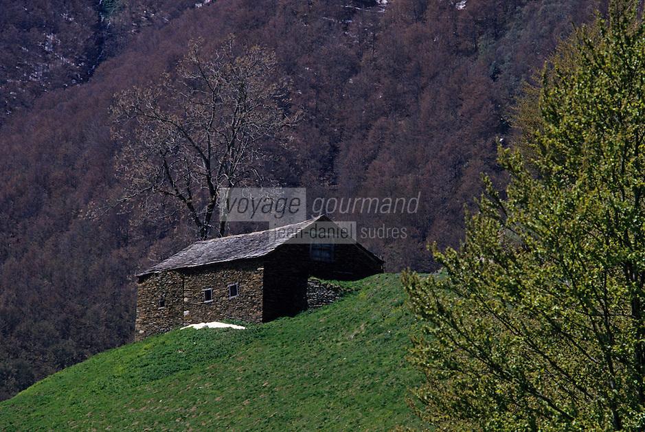 Europe/France/Midi-Pyrénées/09/Ariège/Couserans/Vallée du Haut-Salat: Env du Col de Pause