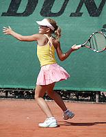 12-8-06,Den Haag, Tennis Nationale Jeugdkampioenschappen, Gabriela van de Graaf