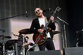 May 25, 2014: KINGS OF LEON - BBC RADIO ONE BIG WEEKEND DAY 3 - Glasgow Green