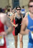 03 AUG 2003 -  LONDON, UK - London Triathlon 2003 - (PHOTO (C) NIGEL FARROW)